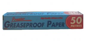 Greaseproof 450mm x 50m